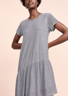 Wilt Drop Torso T Shirt Dress