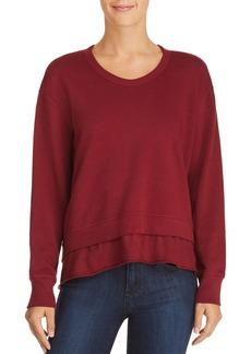 Wilt Layered-Hem Sweatshirt - 100% Exclusive