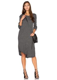 Wilt Shifted Shirt Elbow Sleeve Dress