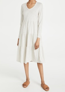 Wilt V Neck TIered Dress