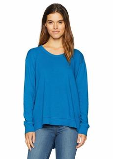Wilt Women's Big Backslant Sweatshirt Foundation  Extra Small