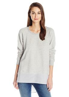 Wilt Women's Big Sweatshirt Shirting Mix  L