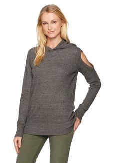 Wilt Women's Cold Shoulder Hoodie Tunic  S