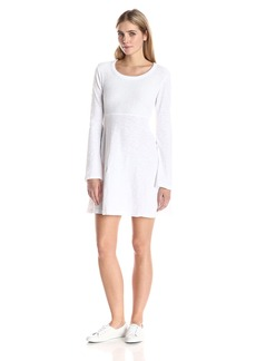 Wilt Women's Flare L/s Mixed T Dress