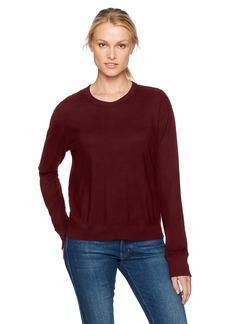 Wilt Women's Gathered Back Sweatshirt  L