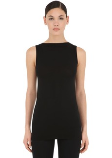 Wolford Sustainable Aurora Fitted Stretch Top