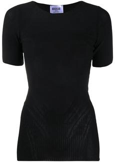 Wolford diana round neck t-shirt