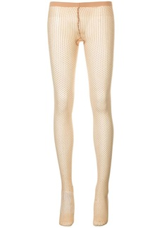Wolford dotted tights