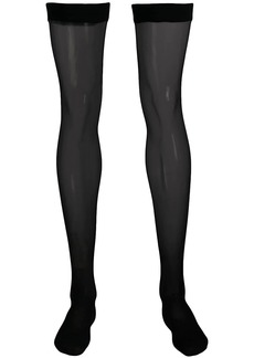 Wolford Individual 10 stay-ups