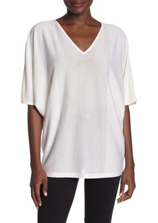Wolford Olivia Dolman Sleeve Wool Blend Top