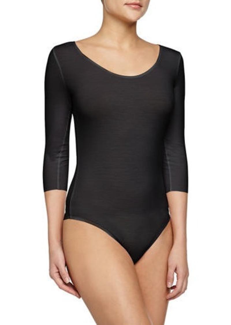 fc77d67adb Wolford Pure String Bodysuit