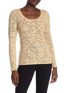 Wolford Rachel Lace Pullover Sweater