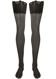 Wolford Satin 20 stay-ups