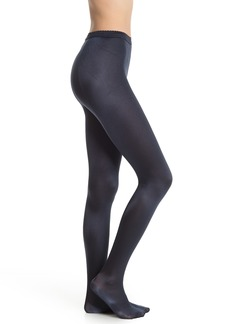 Wolford Satin de Luxe Backseam Tights