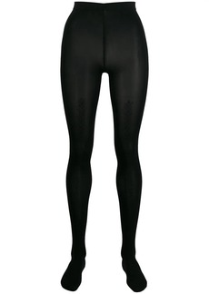 Wolford shimmer-trim tights