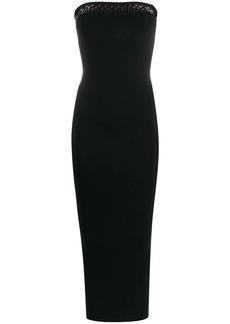 Wolford Snake Shimmer long dress