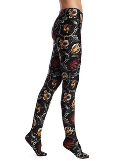 Wolford Wildlife Jungle Print Tights