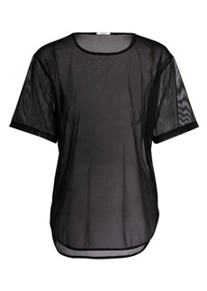 Wolford WILDLIFE Tulle T-Shirt