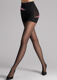 Wolford + Dots Control Top Tights