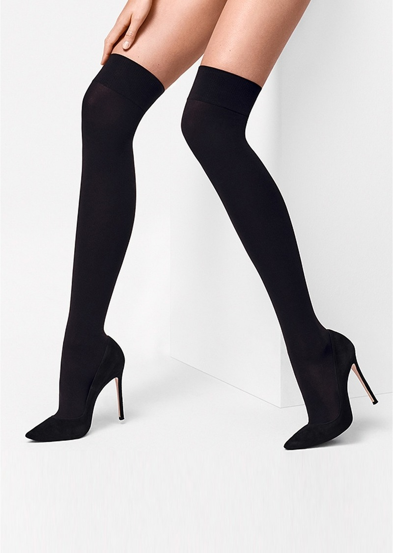 quality design d9a83 7b60a Wolford Wolford + Sheryl Overknees | Intimates