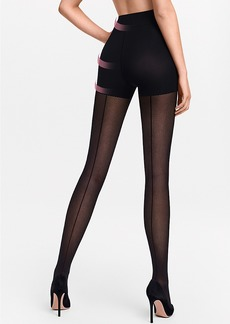 Wolford + Whitney Control Top Tights
