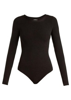 Wolford Berlin round-neck bodysuit