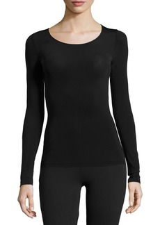 Wolford Buenos Aires Long-Sleeve Pullover Top