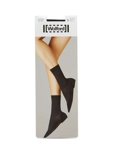 Wolford Cotton-blend jersey ankle socks