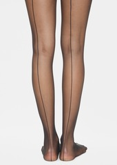 Wolford wolford individual 10 back seam tights abva38c31a a