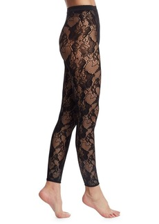 Wolford Louise Lace Leggings