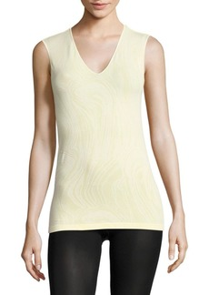 Wolford Marble-Print Tank Top