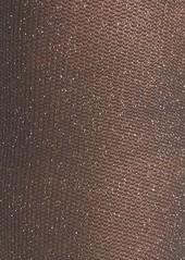 Wolford Metallic Net Tights