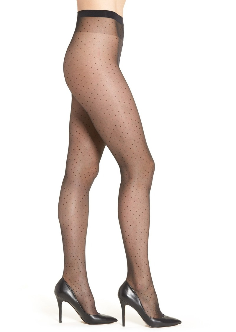 Wolford 'Nola' Sheer Dot Tights