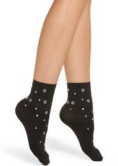 Wolford Rivet Trouser Socks