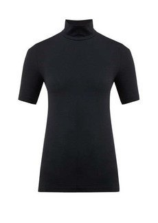 Wolford Roll-neck shirt