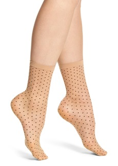Wolford Sarah Jessica Sheer Socks