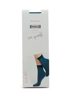 Wolford Sea Sparkle ankle socks