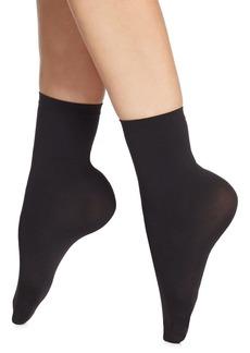 Wolford Velvet 66 Ankle Socks