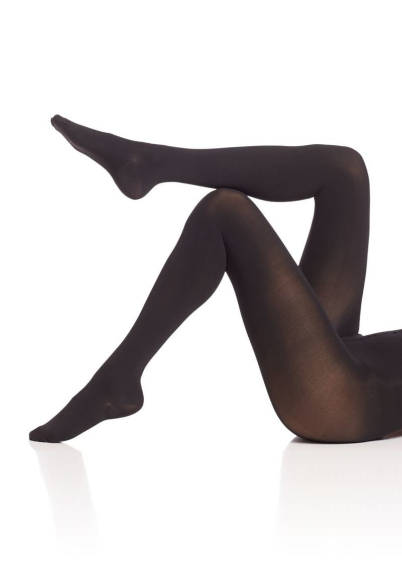 ab4763dc4 Wolford Velvet 66 Leg Support Shaping Black Out Tights