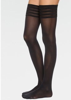 Wolford Velvet De Luxe 50 Stay Up Tights