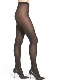 Wolford 'Velvet de Luxe' Semi-Opaque Tights