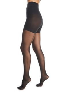 Wolford Whitney Control-Top Net Tights