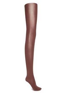 Wolford Woman Noisette Opaque 50 Denier Tights Neutral