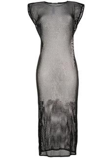 Wolford Xenia mesh midi dress