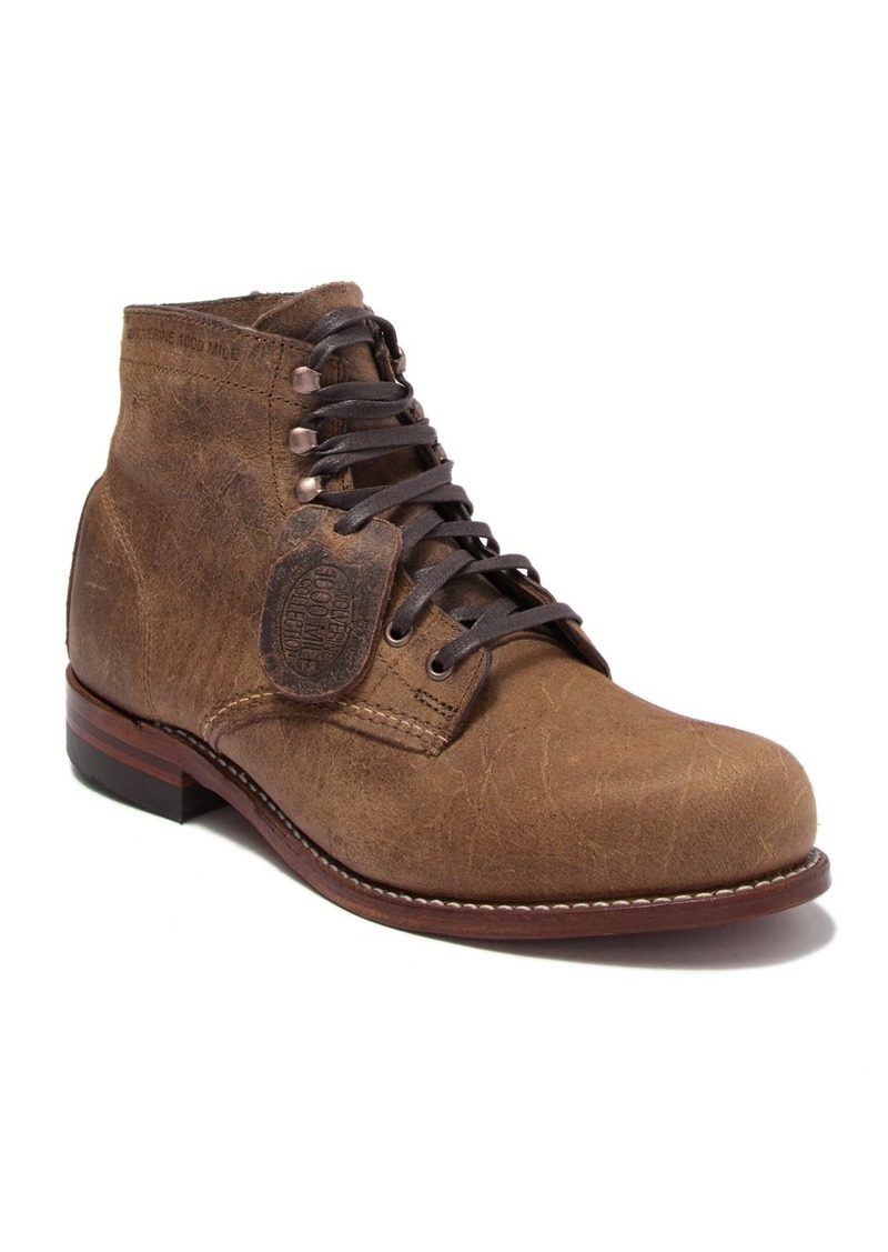Wolverine 1000 Mile Leather Boot