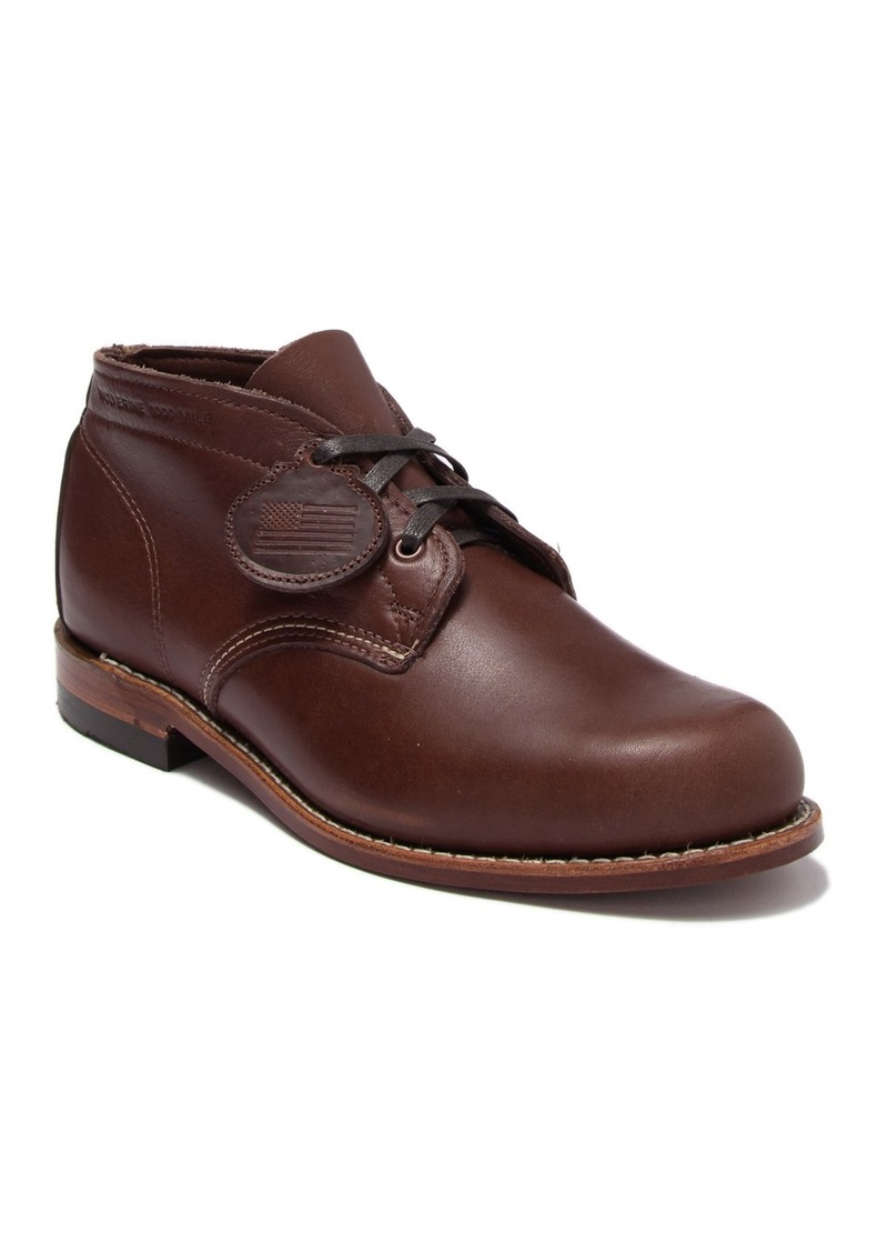 Wolverine 1000 Mile Original Leather Chukka Boot