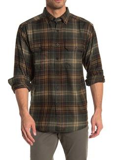 Wolverine Escape Plaid Flannel Regular Fit Shirt