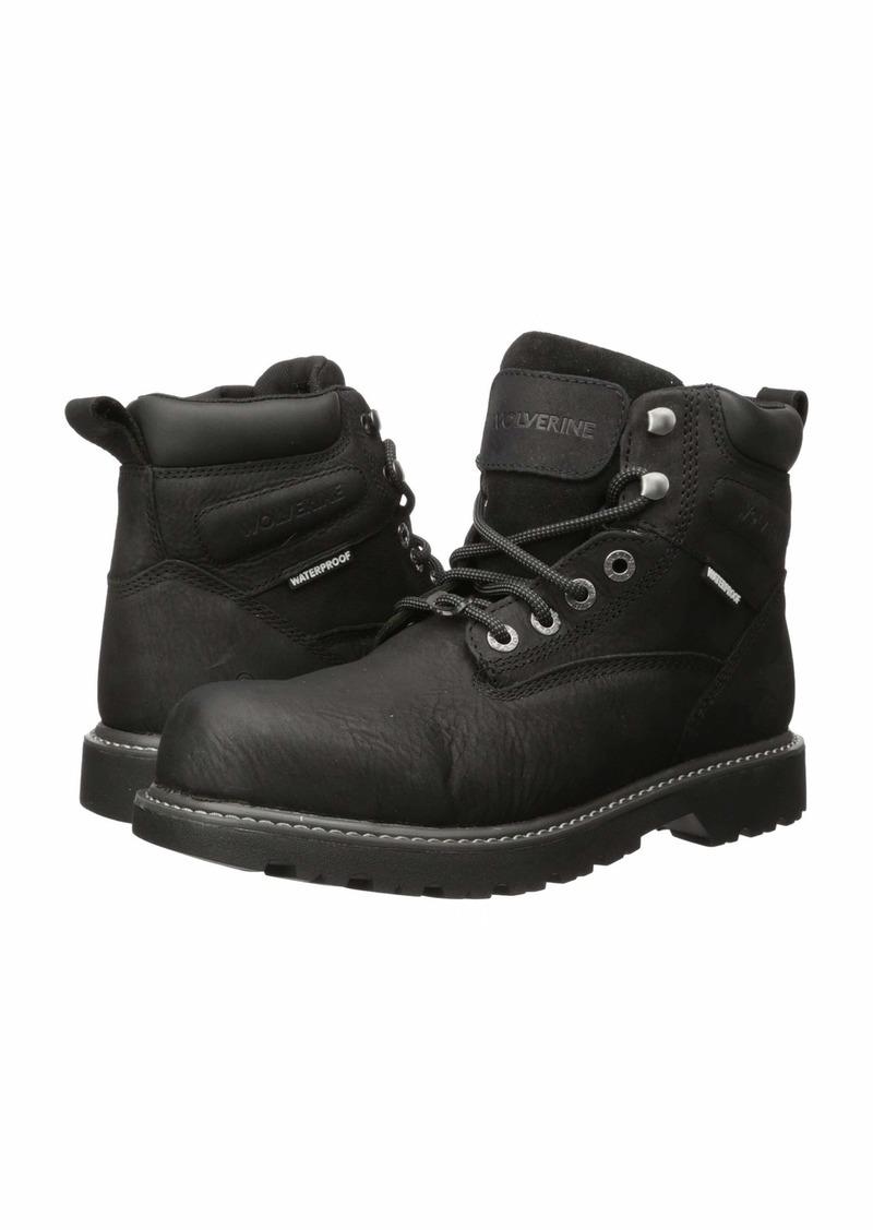 "Wolverine Floorhand Steel Toe Puncture Resistant 6"" Boot"