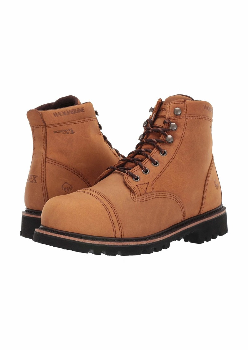 "Wolverine Journeyman 6"" Boot"