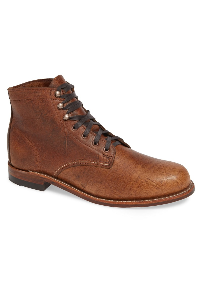 Wolverine '1000 Mile' Plain Toe Boot (Men)